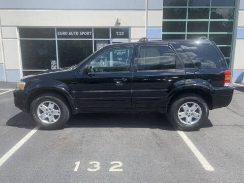 2007 Ford Escape for sale at Euro Auto Sport in Chantilly VA