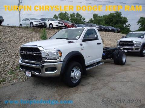 2021 RAM Ram Chassis 5500 for sale at Turpin Dodge Chrysler Jeep Ram in Dubuque IA