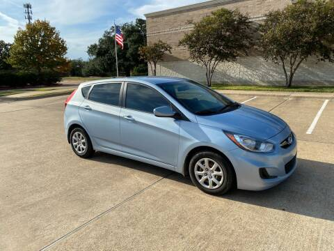 2013 Hyundai Accent for sale at Pitt Stop Detail & Auto Sales in College Station TX