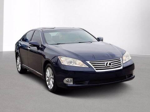 2012 Lexus ES 350 for sale at Jimmys Car Deals in Livonia MI