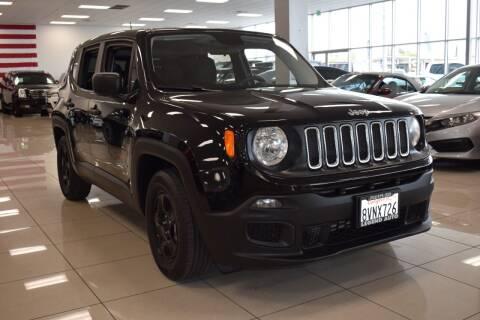 2017 Jeep Renegade for sale at Legend Auto in Sacramento CA