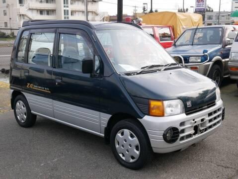 1995 Daihatsu Move 4WD