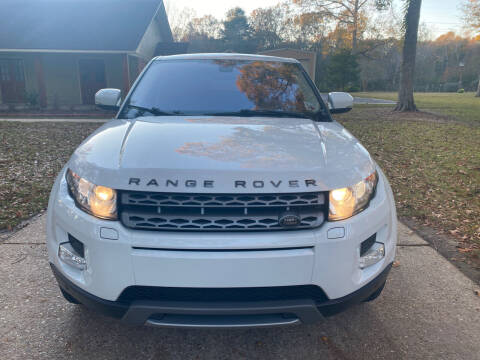 2013 Land Rover Range Rover Evoque for sale at CAPITOL AUTO SALES LLC in Baton Rouge LA