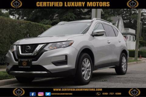 2018 Nissan Rogue for sale at Certified Luxury Motors in Great Neck NY