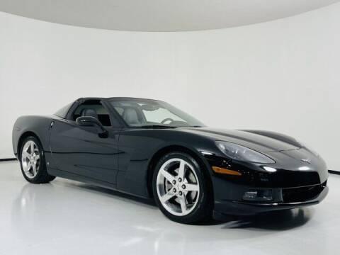 2007 Chevrolet Corvette for sale at Luxury Auto Collection in Scottsdale AZ