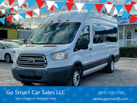 2018 Ford Transit Passenger for sale at Go Smart Car Sales LLC in Winter Garden FL
