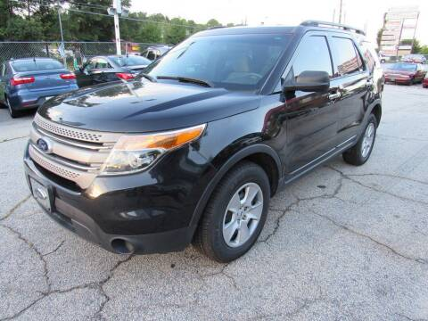 2013 Ford Explorer for sale at King of Auto in Stone Mountain GA