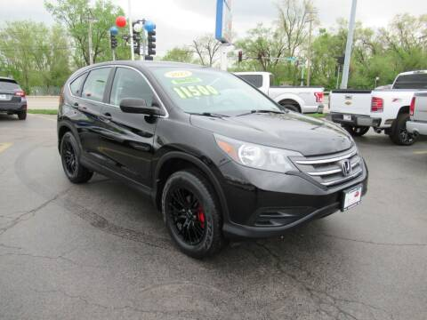 2013 Honda CR-V for sale at Auto Land Inc in Crest Hill IL