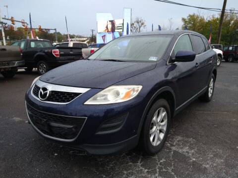 2012 Mazda CX-9 for sale at P J McCafferty Inc in Langhorne PA