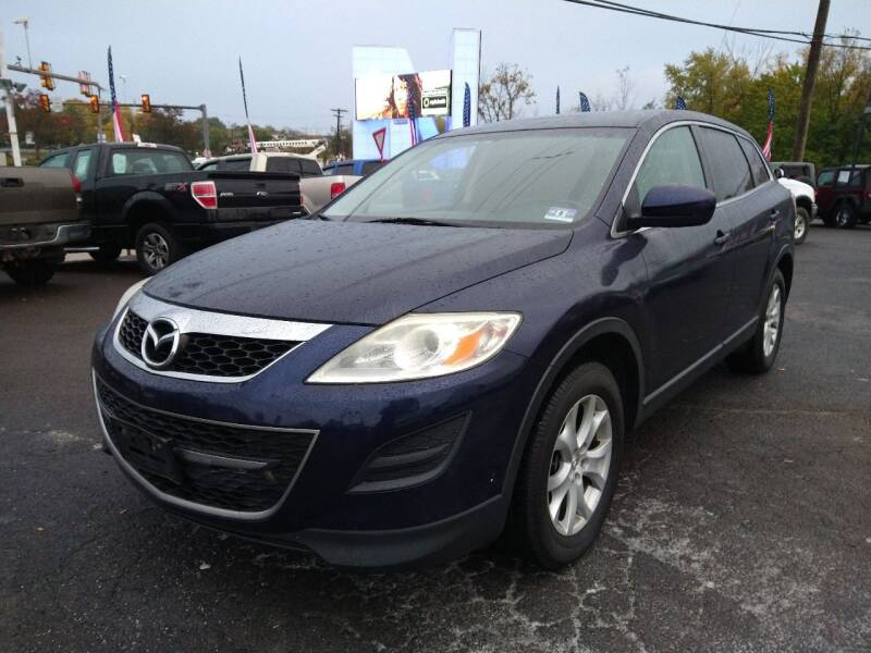 2012 Mazda CX-9 for sale at P J McCafferty Inc in Langhorne PA