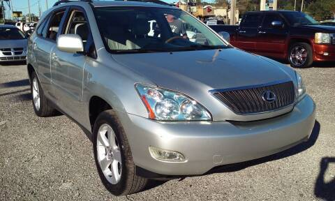 2005 Lexus RX 330 for sale at Pinellas Auto Brokers in Saint Petersburg FL