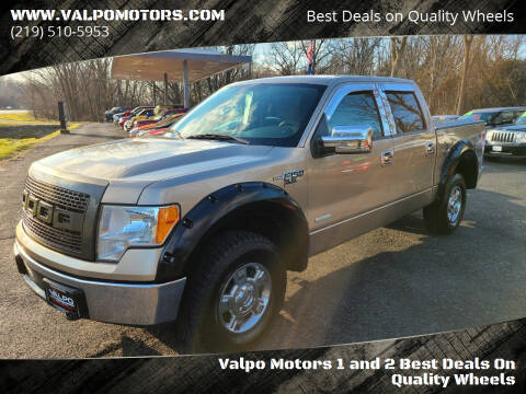 2011 Ford F-150 for sale at Valpo Motors 1 and 2  Best Deals On Quality Wheels in Valparaiso IN