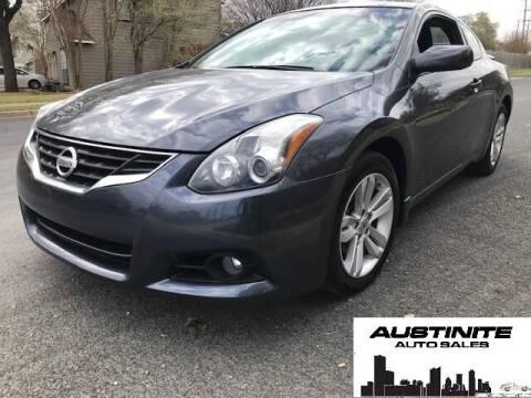2012 Nissan Altima for sale at Austinite Auto Sales in Austin TX