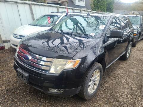 2007 Ford Edge for sale at Steve's Auto Sales in Madison WI