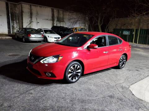 2016 Nissan Sentra for sale at 1020 Route 109 Auto Sales in Lindenhurst NY