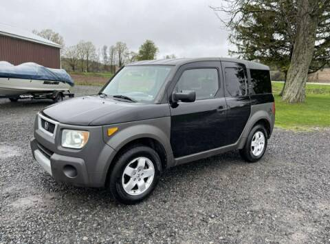 2004 Honda Element for sale at Arcia Services LLC in Chittenango NY
