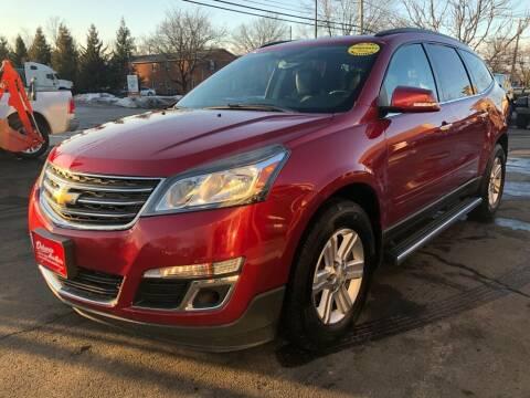 2014 Chevrolet Traverse for sale at Delaware Auto Sales in Delaware OH