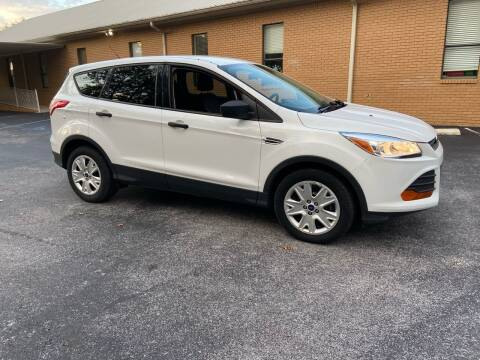 2016 Ford Escape for sale at Wheel Tech Motor Vehicle Sales in Maylene AL