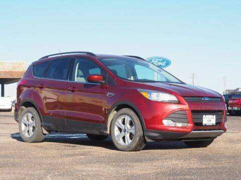 2014 Ford Escape for sale at Douglass Automotive Group in Central Texas TX