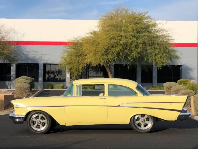 1957 Chevrolet 210 for sale at Scottsdale Collector Car Sales in Tempe AZ