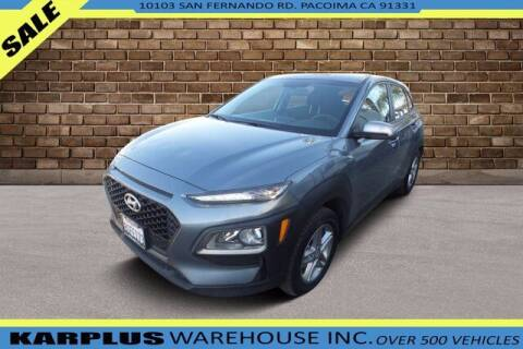 2018 Hyundai Kona for sale at Karplus Warehouse in Pacoima CA