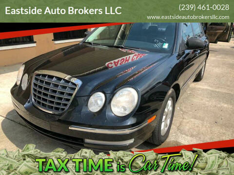 2005 Kia Amanti for sale at Eastside Auto Brokers LLC in Fort Myers FL