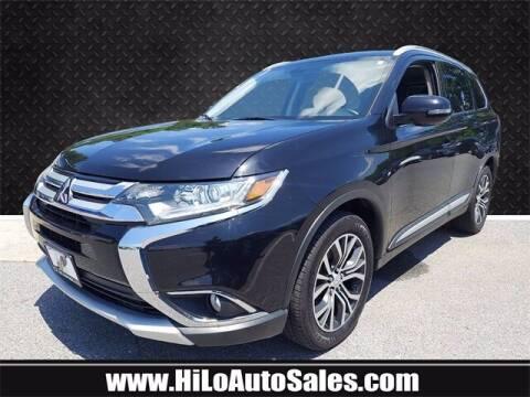 2017 Mitsubishi Outlander for sale at Hi-Lo Auto Sales in Frederick MD