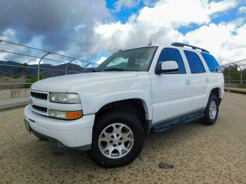 2005 Chevrolet Tahoe for sale at Milpas Motors in Santa Barbara CA