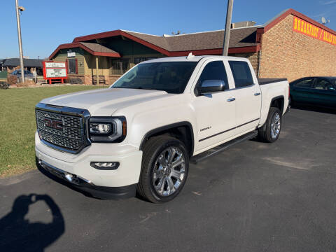 2017 GMC Sierra 1500 for sale at Welcome Motor Co in Fairmont MN