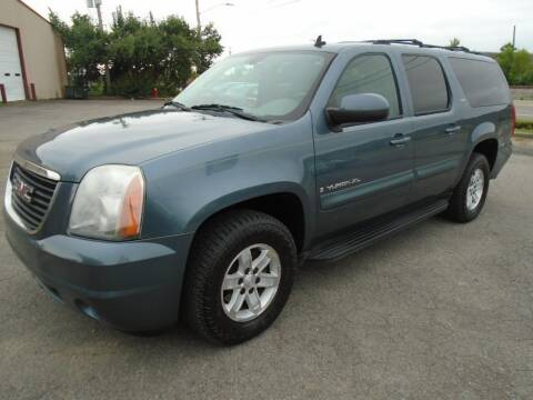 2009 GMC Yukon XL for sale at H & R AUTO SALES in Conway AR