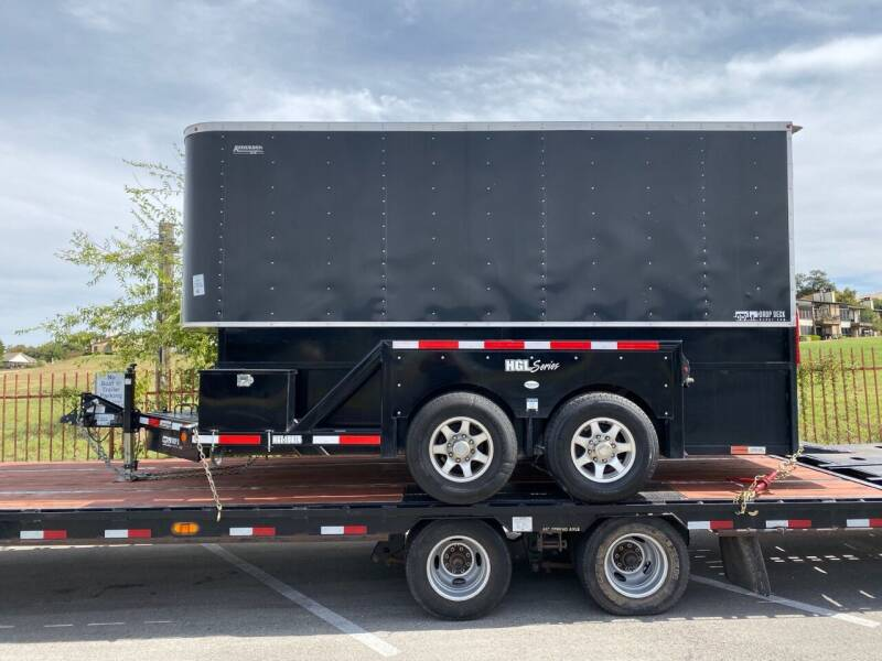 2017 Anderson Hydraulic Ground Level for sale at Motorsota in Becker MN
