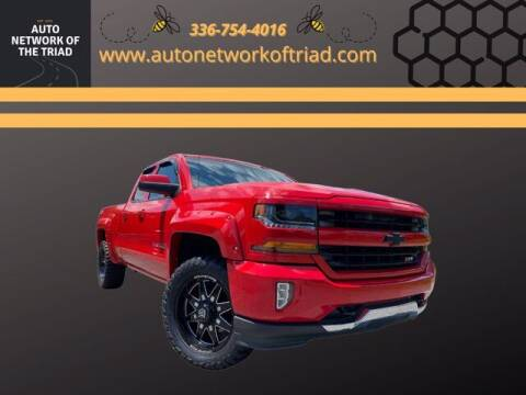 2016 Chevrolet Silverado 1500 for sale at Auto Network of the Triad in Walkertown NC
