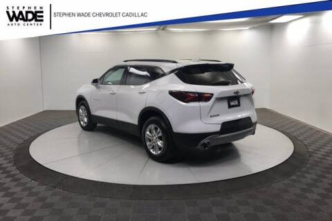 2020 Chevrolet Blazer for sale at Stephen Wade Pre-Owned Supercenter in Saint George UT