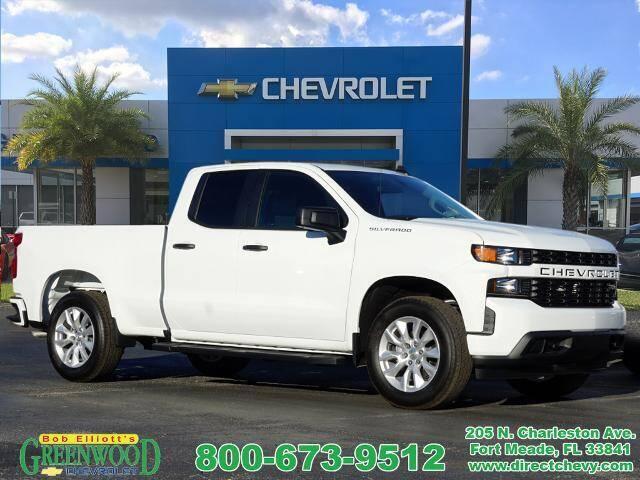 2021 Chevrolet Silverado 1500 Custom