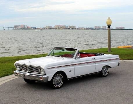 1965 Ford Falcon for sale at P J'S AUTO WORLD-CLASSICS in Clearwater FL
