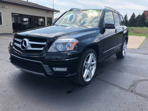 2011 Mercedes-Benz GLK for sale at Mike's Budget Auto Sales in Cadillac MI