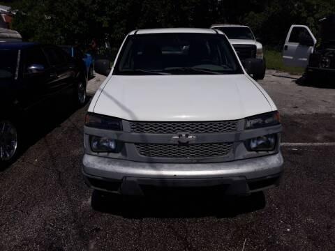 2004 Chevrolet Colorado for sale at U-Safe Auto Sales in Deland FL