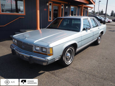 1990 Ford LTD Crown Victoria for sale at Sabeti Motors in Tacoma WA