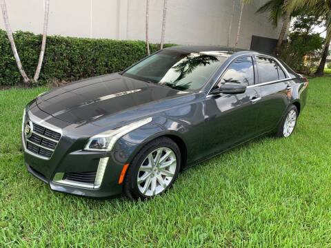 2014 Cadillac CTS for sale at Ven-Usa Autosales Inc in Miami FL