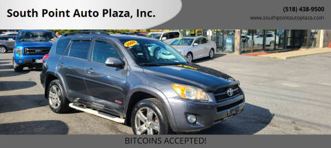 2009 Toyota RAV4 for sale at South Point Auto Plaza, Inc. in Albany NY