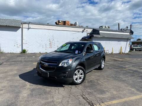 2012 Chevrolet Equinox for sale at Santa Motors Inc in Rochester NY