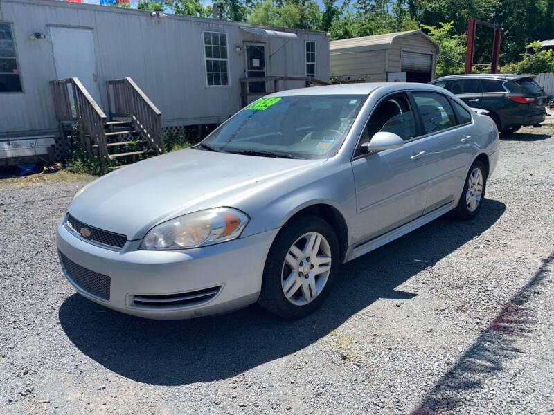 2012 Chevrolet Impala for sale at Auto Mart - Dorchester in North Charleston SC
