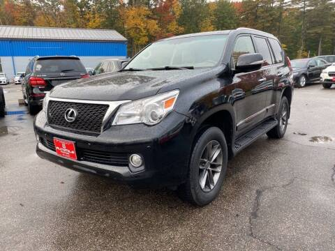 2012 Lexus GX 460 for sale at AutoMile Motors in Saco ME
