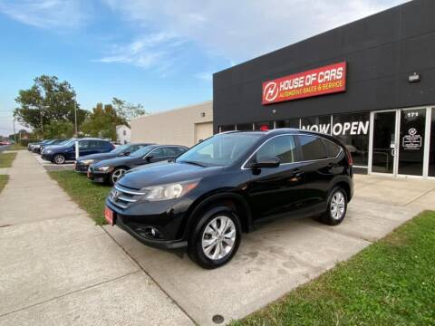 2013 Honda CR-V for sale at HOUSE OF CARS CT in Meriden CT