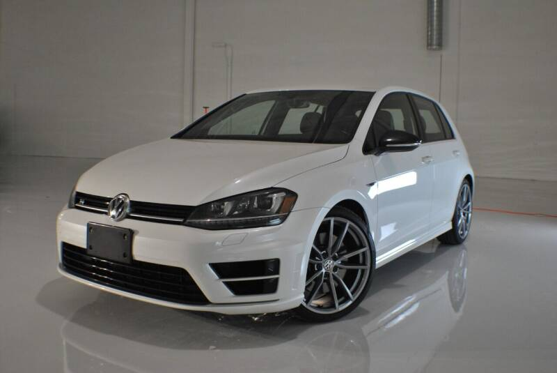 2017 Volkswagen Golf R for sale at Euro Prestige Imports llc. in Indian Trail NC