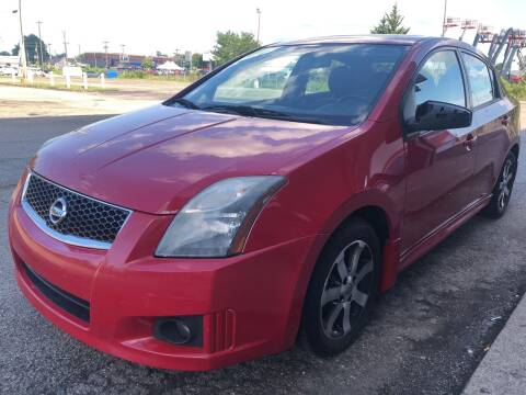 2012 Nissan Sentra for sale at 5 STAR MOTORS 1 & 2 in Louisville KY