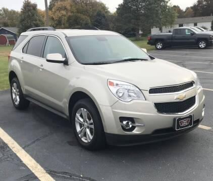 2014 Chevrolet Equinox for sale at Clapper MotorCars in Janesville WI