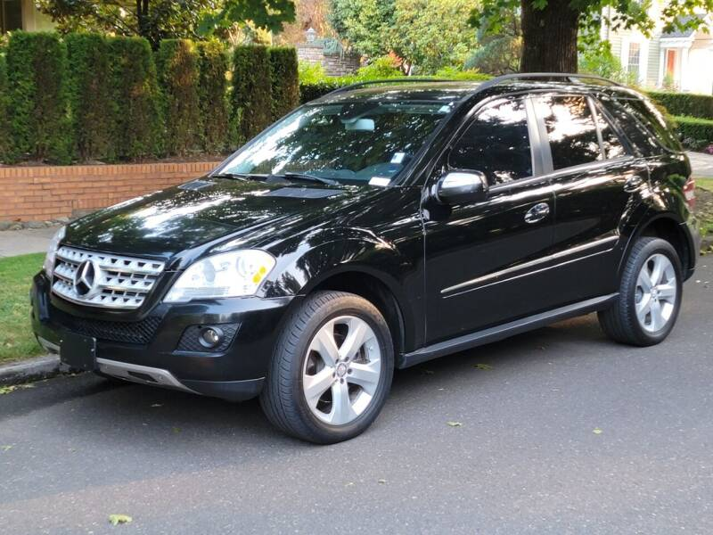 2009 Mercedes-Benz M-Class for sale at JB Motorsports LLC in Portland OR