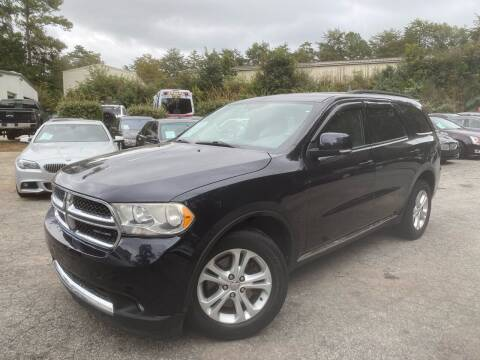 2011 Dodge Durango for sale at Car Online in Roswell GA