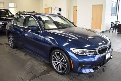 2019 BMW 3 Series for sale at BMW OF NEWPORT in Middletown RI